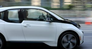Models  in BMW Ireland's new incentive scheme include the i3 electric city car