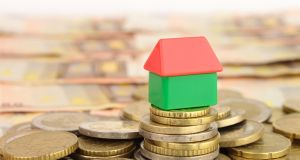 New CSO figures show house price growth accelerated in June at  11.6% on an annual basis. Photograph: iStock