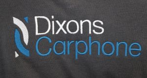 Simon Bowler of BNP Paribas has downgraded Dixons Carphone to  underperform from outperform, citing adverse developments in the mobile phone market. Photograph: Neil Hall/Reuters