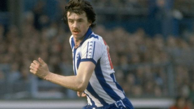 "Mark Lawrenson: ""It was odd. He looked like a bag of bones. It was like Shaggy from Scooby Doo was out there playing for Brighton. He was lethargic almost. But what a player!,"" recalls long-time fan James Grimes."
