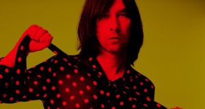 Primal Scream are at Groove festival in Kilruddery House in Bray on Saturday