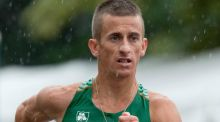 This will be Rob Heffernan's seventh World Championships. Photograph: Morgan Treacy/Inpho