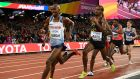 Mo Farah: vowed he will be ready for the 5,000 metres final. Photograph: Dylan Martinez/Reuters