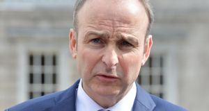 Micheál Martin, leader of Fianna Fáil. File photograph: Alan Betson/The Irish Times