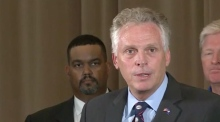 Virginia governor to white supremacists: 'Go home and never come back'