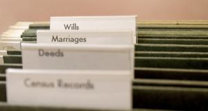 Marriage revokes a will made before that point, but divorce does not. Photograph: iStock