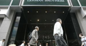 Bertie Ahern probably still thinks the financial crisis was all down to Lehman Brothers
