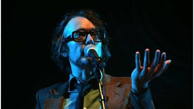 Jarvis Cocker of Pulp. Photograph: Brenda Fitzsimons