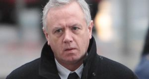 Eamonn Lillis: The anomaly in the current law was highlighted by the case of  Lillis who was jailed for killing his wife, Celine Cawley. Photograph: Brenda Fitzsimons