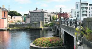 "Athlone:  unfairly portrayed as  ""a place to pass through"", says the group behind the bid"
