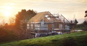 The latest PMI report points to evidence that the local construction is facing challenges. Photograph: iStock