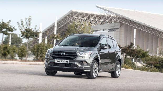 Road test: Ford Kuga – midlife crisis leads to facelift | The Irish Times