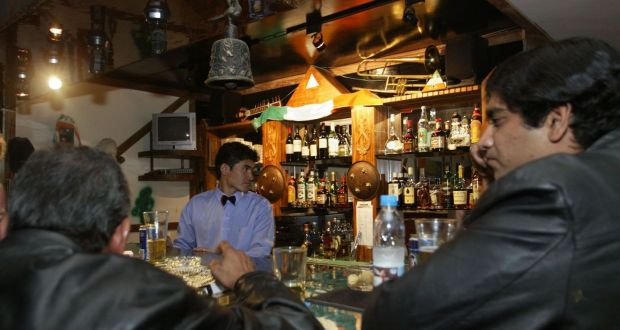 Irish export: Kabul's Irish Club – Afghanistan's only bar – is a booming  reality.