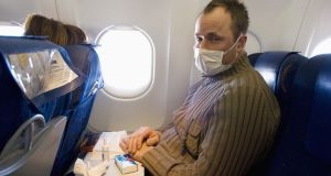 Filtration systems on modern planes  kill over 99 per cent of airborne microbes