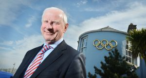 Former Olympic Council of Ireland president Pat Hickey. A new report into the Rio Olympics ticket controversy sheds little light and even less new information on a shambolic episode in Irish sport. Photograph: Alan Betson