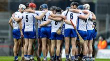 Waterford hurlers are bidding to win a first All-Ireland senior hurling title since 1959. Photo: Inpho