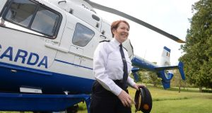 Garda Commisssioner Nóirín O'Sullivan: has faced repeated calls to stand aside after a series of controversies engulfed the force. Photograph: Cyril Byrne/The Irish Times.