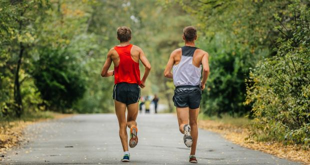 Sex and the long-distance runner