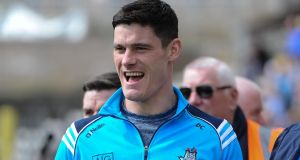 Jim Gavin has not revealed whether Diarmuid Connolly will feature against Tyrone. Photograph: Inpho