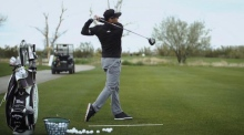 Drive time: how to hit a golf ball over 400 yards