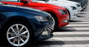 UK auto lenders are increasingly vulnerable to a drop in used-car prices after a surge in risky loans, the Bank of England said. Photograph: iStock