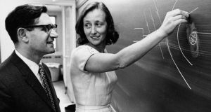 Cathleen Morawetz Synge: first woman to receive the US National Medal of Science