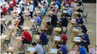 The State Examinations Commission insists there has been no change in the exam standards of the Leaving Cert. Photograph: Bryan O'Brien