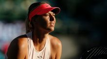 Maria Sharapova has been handed a wild card for the US Open. Photograph: Lachlan Cunningham/Getty
