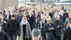 The Office for National Statistics (ONS) said the number of people in work rose by 125,000 to 32.07 million. Photograph: iStock