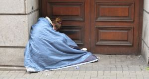 The private sector is not going to deliver what is needed to solve the homelessness crisis, says Simon Community. Photograph: Alan Betson