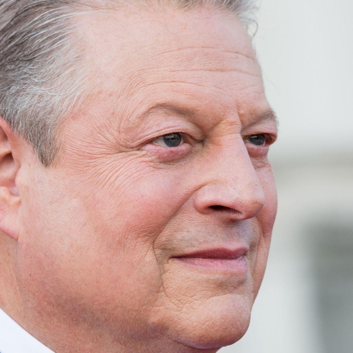 Al Gore interview: \'We\'ll show you, Donald Trump\'