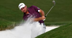 Graeme McDowell missed his fifth cut in six events at last weekend's US PGA Championship   at Quail Hollow Golf Club. Photograph: Ross Kinnaird/Getty Images