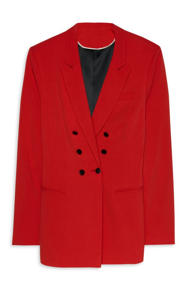 Blaze a trail in this red jacket (€25) from Penneys