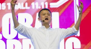"Jack Ma, executive chairman of online marketplace Alibaba: ""Fake products today are of better quality and better price than the real names."""