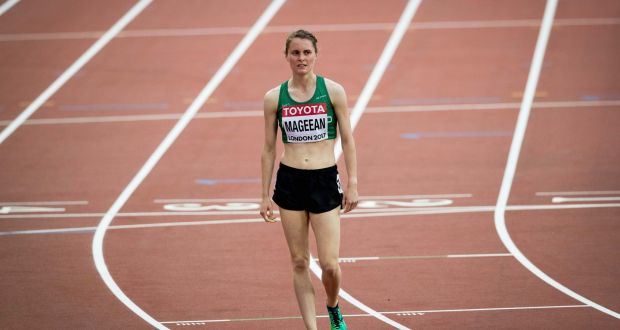 sonia o sullivan irish athletes not helped by the non wearing of