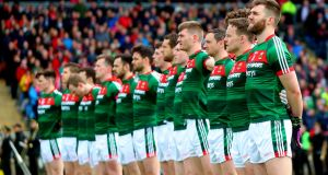 Mayo have played seven games already this summer. Photograph: Inpho