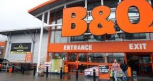 B&Q was the main disappointment. Its like-for-like sales fell 4.7 per cent versus expectations for a 3 per cent fall