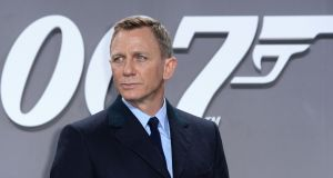 Daniel Craig: The other Bonds just  wore the suit. This one was scarily real. Photograph: Britta Pedersen