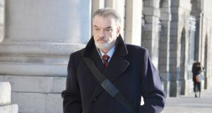 The State will not appeal against the High Court's decision last month to refuse the extradition of Ian Bailey to France. File photograph: Alan Betson/The Irish Times.