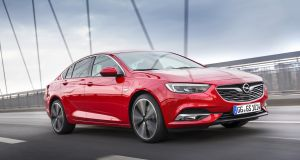 There's no question that the new Insignia is a fantastic-looking car