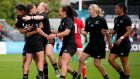New Zealand and England send out strong messages at Belfield