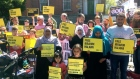 Protest marks four-year anniversary of Ibrahim Halawa's imprisonment