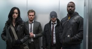 Marvel's The Defenders: unburdened by characterisation, personality or much decent dialogue