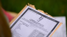 The first round of this year's CAO offers will be released on Monday. File photograph: Bryan O'Brien/The Irish Times