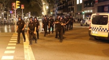 Barcelona: Mariano Rajoy promises to 'take to justice those responsible'