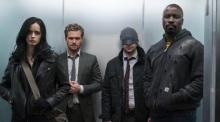 The official trailer for 'The Defenders'