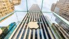 US tech giant Apple will drip feed funds into the NTMA escrow account rather than deposit a lump sum in one day. Photograph: iStock