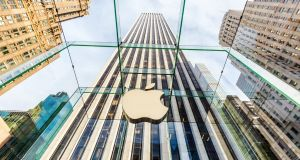 Apple will deposit between €13 billion and €15 billion  in tranches in an  escrow account being set up by  the NTMA. Photograph: iStock
