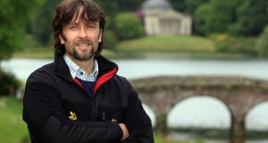 Alan Power is head gardener at Stourhead, the centuries-old 2,500 acre historic estate in Wiltshire