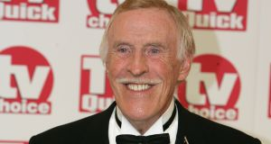 Bruce Forsyth  pictured in 2004. Photograph: Dave Hogan/Getty